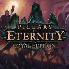 PILLARS OF ETERNITY ROYAL EDITION STEAM CD KEY
