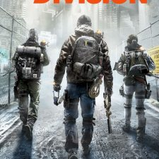 Tom Clancy's The Division Game Cover